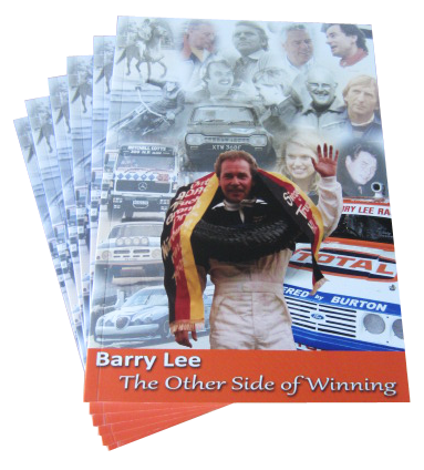 Barry Lee's The Other Side of Winning - 1st Edition Paperback